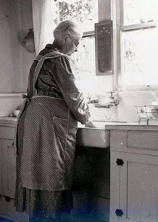 Le tablier de Grand-Mère !